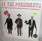 PRESIDENTS OF UNITED STATES AMERICA II NEW SEALED vinyl LP