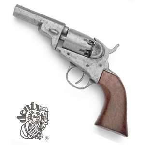 M1849 POCKET OLD WEST REVOLVER NON FIRING REPLICA GUN