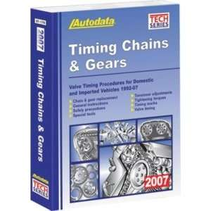 07170   Timing Chain & Gears Manual 2007 Automotive