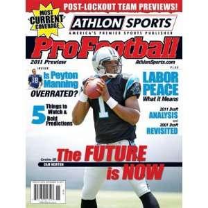 2011 Athlon Sports NFL Pro Football Magazine Preview