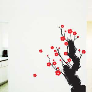 Japanese Apricot BIG Tree WALL STICKER Removable Decal