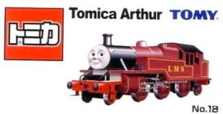 Tomy Tomica Thomas & Friends Arthur Train Diecast