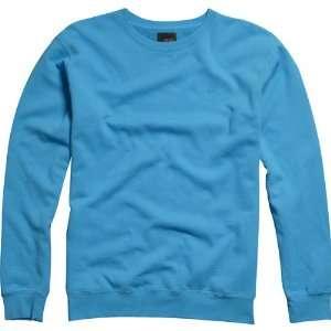 Racing Mr. Crew Fleece Mens Sweater Race Wear Sweatshirt   Electric