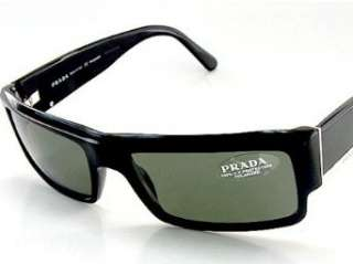 New PRADA SPR 07F SPR07F 1AB 9Z1 Polarized Sunglasses 56