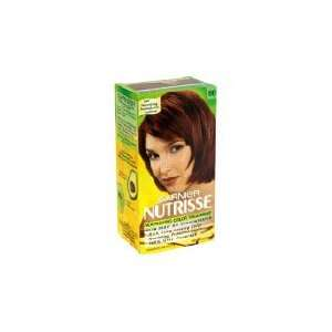 Garnier Nutrisse Permanent Creme Haircolor #66 True Red, 1 ea Beauty