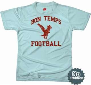 BON TEMPS FOOTBALL fangtasia true blood goth T shirt