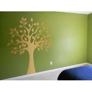 Modern Tree Vinyl Wall Decal