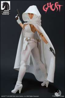 TRIAD TOYS 1/6 SCALE GHOST ACTION FIGURE DARK HORSE