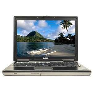 Dell Latitude D620 Core 2 Duo T5500 1.66GHz 1GB 60GB CDRW