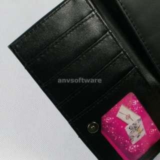 New HelloKitty Bowknot Girls Wallet Clutch Card Bag Purse Birthday