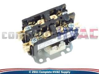 Bryant Carrier Payne 24 Volt Contactor 2 Pole 30 FLA HN52KC051