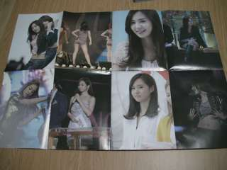 SNSD Girls Generation   YURI YOU ARE SO BEAUTIFUL Fan Club Photobook