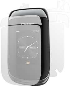 RIM Blackberry Style 9670 Sprint Cell Phone Full Body Protector Case
