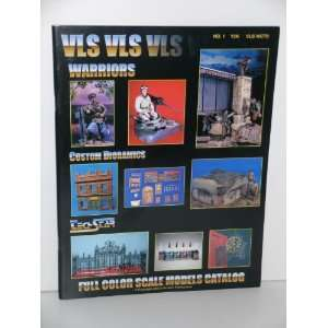 VLS Full Color Scale Models Catalog: Bob Letterman: Books