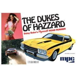 MPC 1/25 Dukes of Hazzard Daisy Dukes Plymouth Road