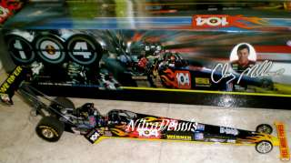 NHRA CLAY MILLICAN 116 Milestone Top Fuel Dragster 104