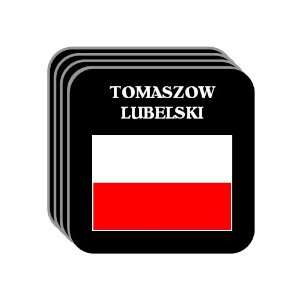 Poland   TOMASZOW LUBELSKI Set of 4 Mini Mousepad