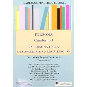 . (Spanish Edition) (9788498498219): Maria Angeles Parra Lucan: Books