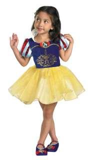 Toddler Girls Snow White Ballerina Costume   Disneys S