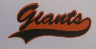 Giants Scrapbooking Title   San Francisco Baseball