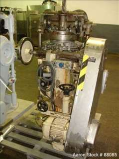 USED Stokes rotary tablet press, model 513 (BB2). 35 s