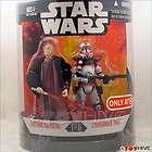 Star Wars Order 66 Emperor Palpatine and Commander Thir