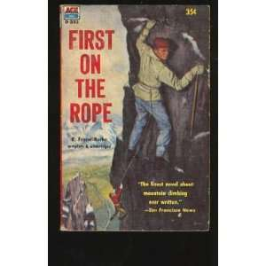 First on the Rope: Roger Frison Roche: Books