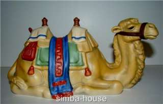 Goebel Nativity Figurine SITTING CAMEL Large Hummel Nativity Set New