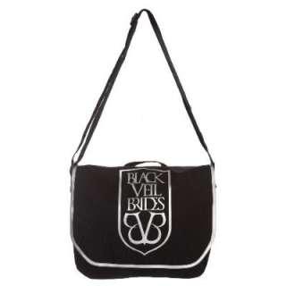 Black Veil Brides Logo Messenger Bag