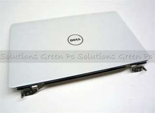 NEW DELL Inspiron 1545 White LCD Cover & Hinges T233P