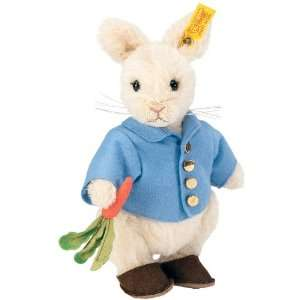 Steiff Limited Edition Peter Rabbit Plush Bunny, 9 Inches