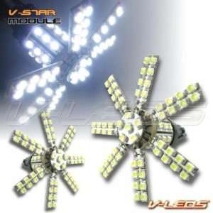 V LEDS WHITE V STAR M SMT PARKING/BACK UP LIGHT BULBS 1156