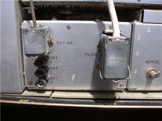 Marconi Marine Radio Receiver Apollo collectable HF HAM