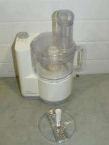 Vintage Regal LaMACHINE I Professional Food Processor