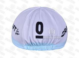 2012 Cycling Bicycle bike outdoor sport Ventilation hat cap White