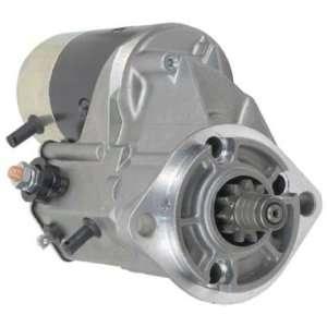 NEW STARTER MOTOR KOMATSU LIFT TRUCK w/4095S ENGINE 128000