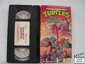 Teenage Mutant Ninja Turtles Heroes in a Halfshell RARE