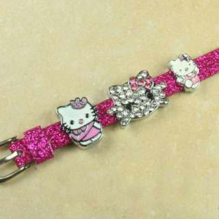 HELLOKITTY KITTY BRACELET CHARMS BEADS for BIRTHDAY GIRLS GIFTS