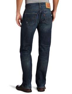 NEW Levis 501 Mens Sz 32x30 Straight Leg Button Fly Jeans Gothic Dark