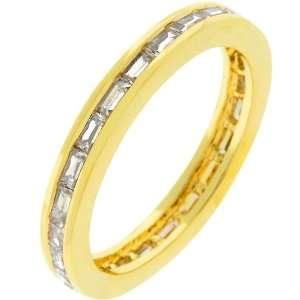 Golden Stacker Fashion Jewelry Ring Jewelry