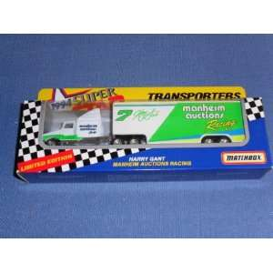 1994 NASCAR Matchbox Superstars . . . Harry Gant #7 Manheim