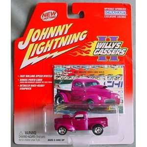 Willy Gassers II 2 1941 Willys Carrie Marlin MAGENTA Toys & Games