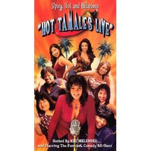 Hot Tamales Live [VHS]: Hot Tamales Live, Eva Longoria