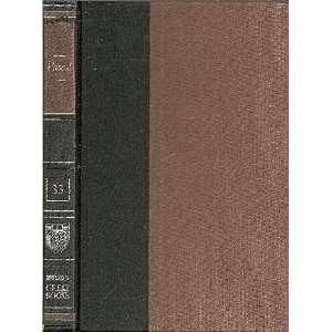 Books of the Western World (Pascal, 33) Robert Maynard Hutchins