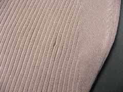 2K Rose Pink 11P Chanel CC Logo Cotton Silk Knit Top 38 NWT