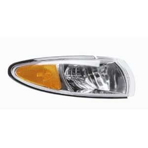 REPLACEMENT PARKING TURN SIGNAL MARKER LIGHT RIGHT HAND TYC 18 5035 01