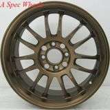 16 ROTA SVN WHEELS 4X100 RIM INTEGRA XB HONDA FIT CIVIC
