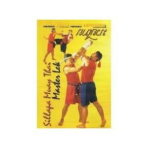 Sillapa Muay Thai DVD by Khru Lek