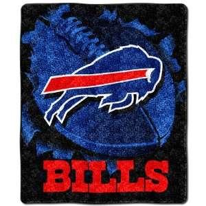 Buffalo Bills Super Soft Sherpa Blanket