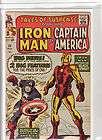 Tales of Suspense #59 F 1964 Comic Iron Man Cap America